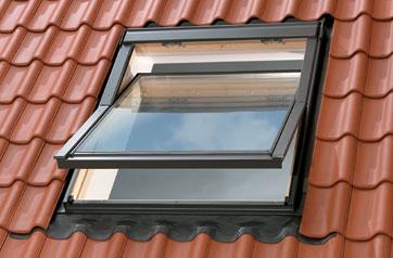 Вікна для дахів мансардні вікна fakro