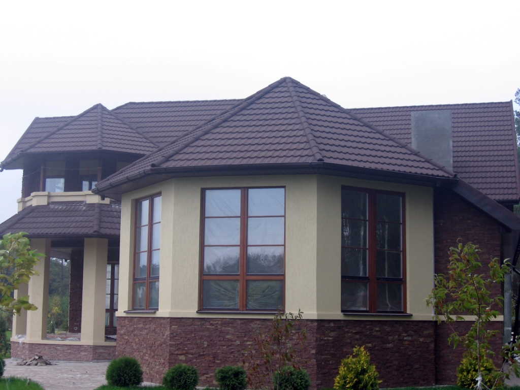 Gallery works with a composite roof shingles metroclassic Composite roofing tiles