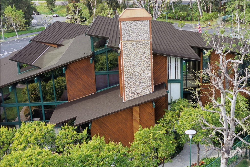 Photos of the roof with composite shingles Metroshake