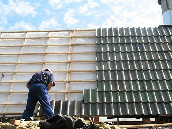 What is a polymeric tiles for Polymer roofing shingles